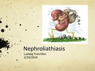 Nephroliathiasis