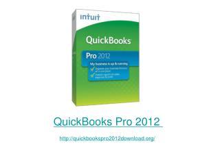 quickbooks pro 3-user 2011