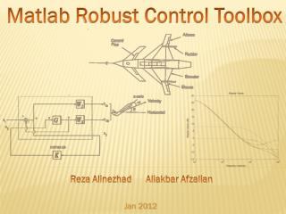 Matlab  Robust Control Toolbox