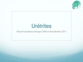 Ur�trites