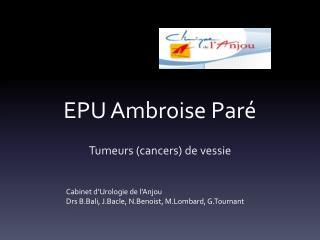 EPU Ambroise Paré