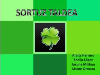 SORTUZ TALDEA