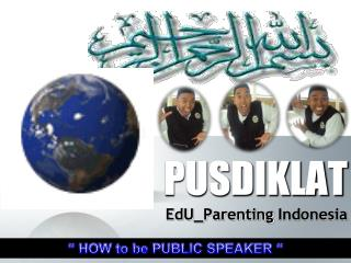 PUSDIKLAT EdU_Parenting  Indonesia