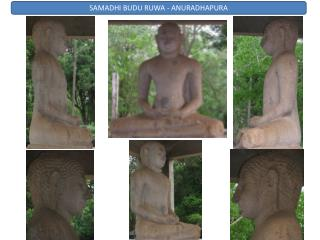 SAMADHI  BUDU RUWA  - ANURADHAPURA