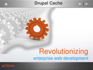 Revolutionizing enterprise web development