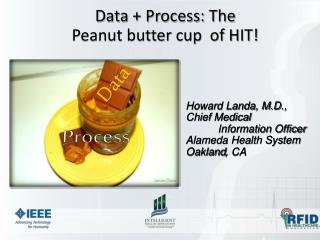 Data + Process: The  Peanut butter cup  of HIT!