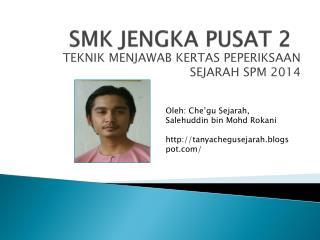 SMK JENGKA PUSAT 2