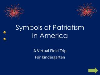 Symbols of Patriotism in America