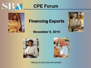 CPE Forum