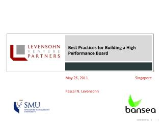 Best Practices for Building a High Performance Board
