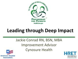 Leading through Deep Impact
