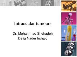 Intraocular  tumours