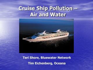 WRCAbayfund20022PortPresentTeriTim - Cruise Ship Waste ...