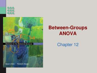 Between-Groups ANOVA