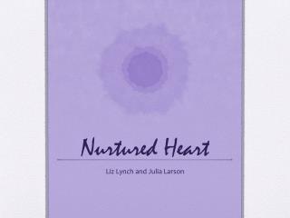 Nurtured Heart