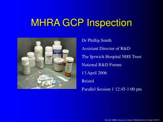 MHRA GCP Inspection