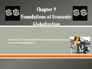 Aspects of Globalization