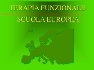 TERAPIA FUNZIONALE