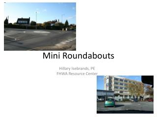 Mini Roundabouts