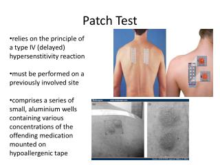 Patch Test