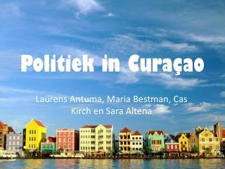 Politiek in Curaçao