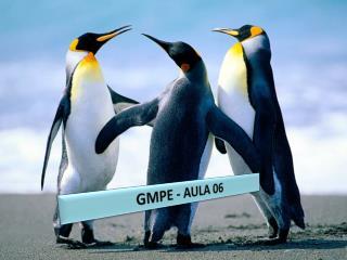 GMPE  - AULA 06