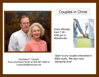 Couples in Christ