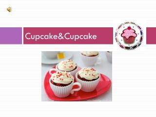Cupcake&Cupcake