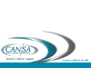 CANSA�S STRATEGIC GOAL