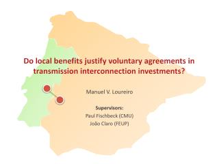 Do local benefits justify voluntary agreements in transmission interconnection investments?