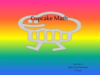 Cupcake Math