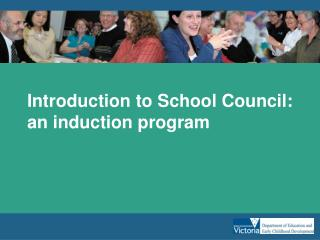 Introduction to School Councils: an induction program