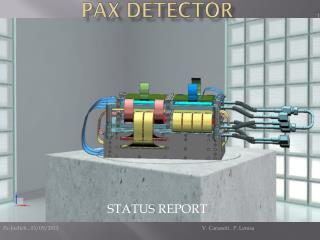 PAX DETECTOR