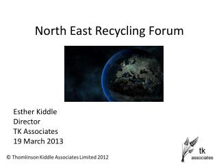 North East Recycling Forum