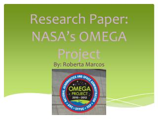 Research Paper: NASA's OMEGA Project