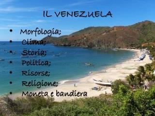 IL  VENEZUELA