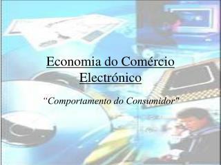 Economia do Com rcio Electr nico