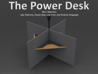 The Power Desk