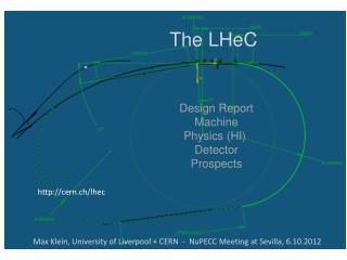 The  LHeC