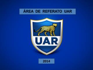 �REA  DE  REFERATO  UAR