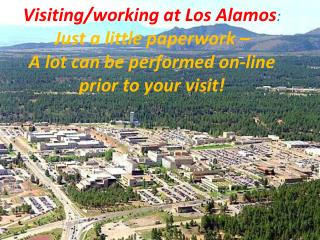 LANL  is greatly concerned for your  safety  in the laboratory environment.