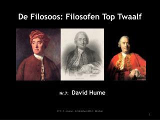 Nr.7: David  Hume