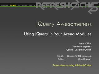 jQuery Awesomeness