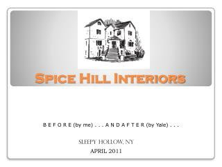 Spice Hill Interiors