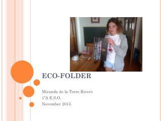 ECO-FOLDER