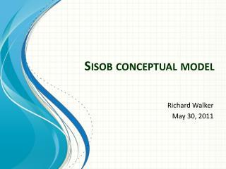 Sisob  conceptual model