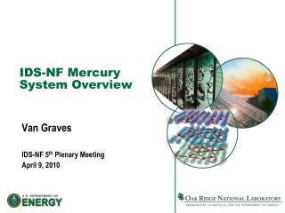 IDS-NF Mercury System Overview