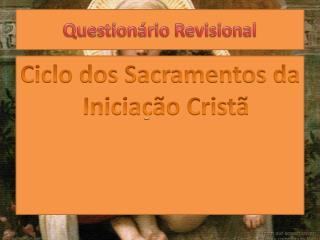 Questionário Revisional