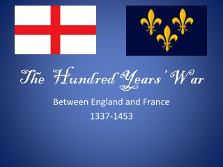 The  Hundred Years� War