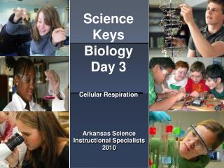 Arkansas Science  Instructional Specialists 2010